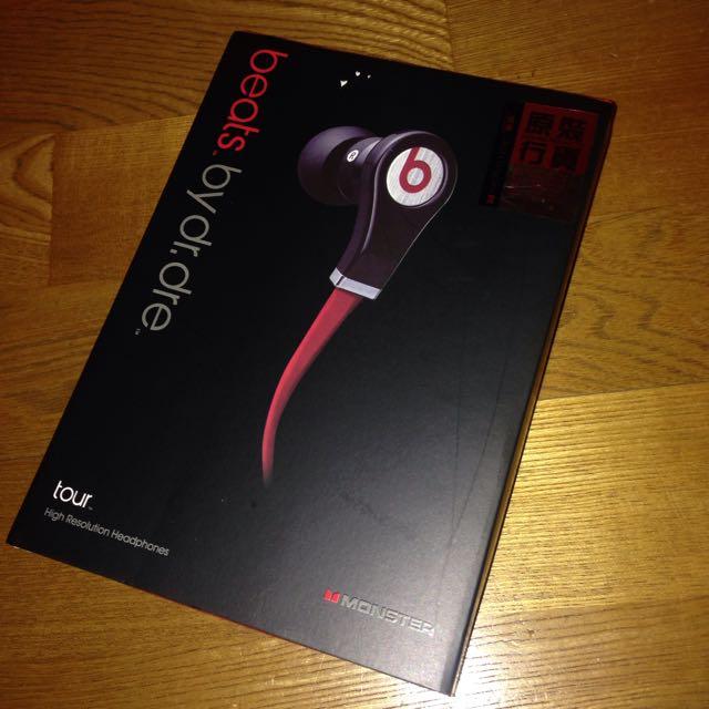 Beats全新 耳塞式耳機(寄賣)
