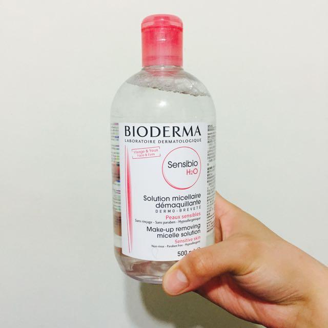 Bioderma貝德瑪四合一高效潔膚液