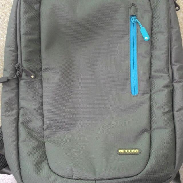 Incase Nylon Compact Backpack 電腦後背包