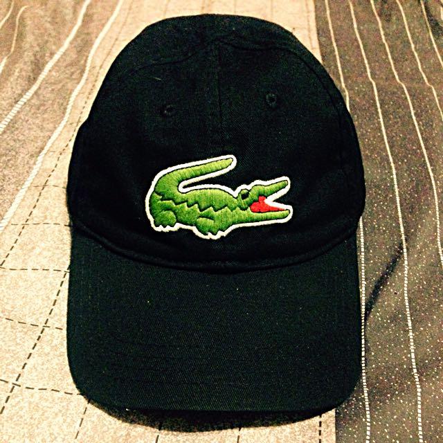 lacoste 老帽 彎帽 nike