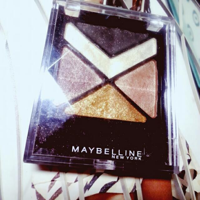 Maybelline 眼影 GD-1