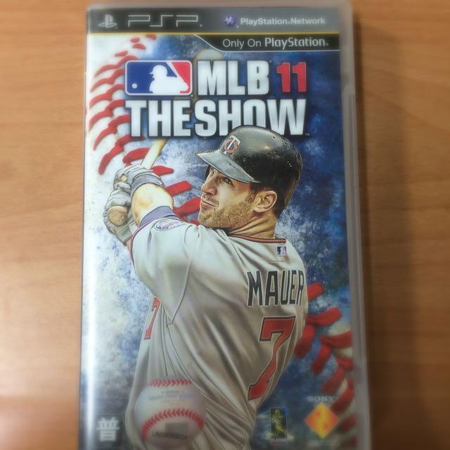 MLB11 THE SHOW (psp)