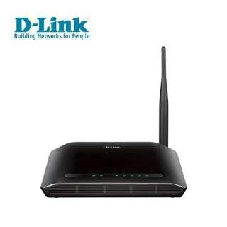 全新未拆封 D-LINK DIR-600M Wireless N 150 無線寬頻路由器