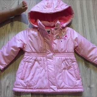 Oshkosh 麗嬰房購入 12M鋪棉外套