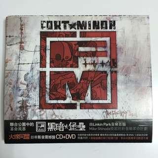 黑暗堡壘CD+DVD火線同盟