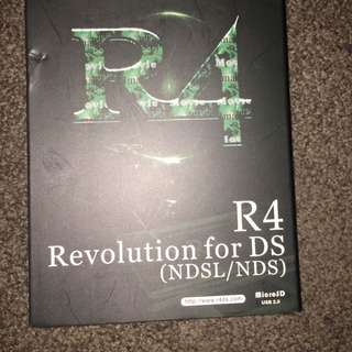 R4 For NDS
