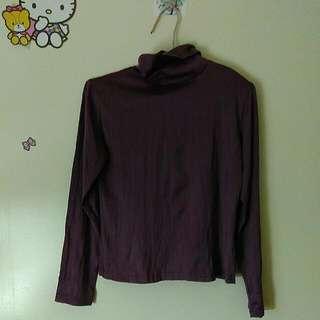 氣質紫長袖衣💕