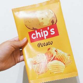 趣味薯片手拿包