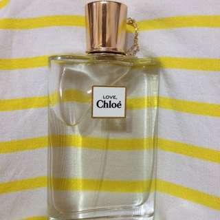 Chloe love香水50ml