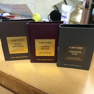 試管香水 小香 TOM FORD 1.5ml