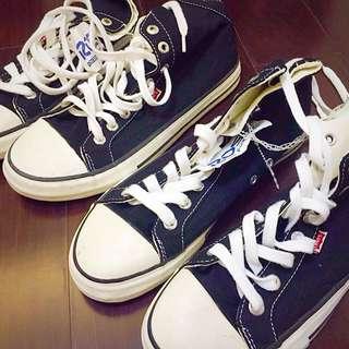 Levis高筒帆布鞋(男款)