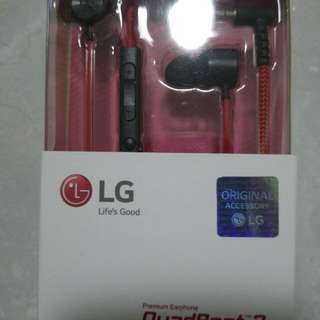ORIGINAL QUADBEAT 3 EARPIECE FOR LG PHONE(NEW)-$100(INSTOCK)