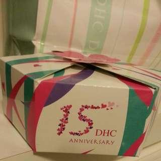 DHC 水感奇激 10件組