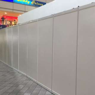 Exhibition Panels For Rent