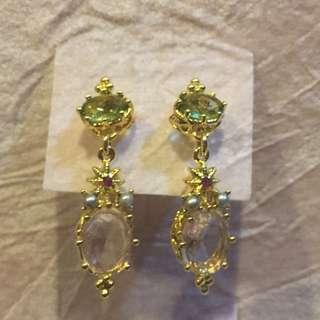 (全新)Les Nereides耳環