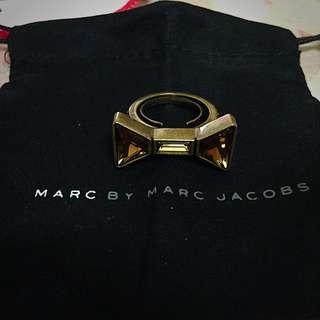 MARC BY MARC JACOBS全新蝴蝶結戒指