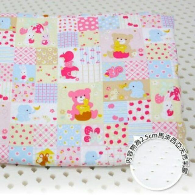 嬰兒乳膠枕