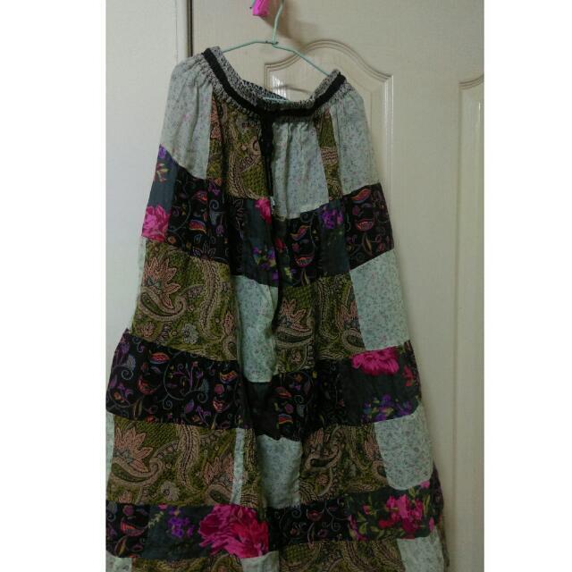 印度民俗風長裙