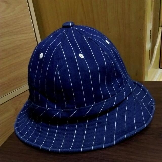 ✌二手韓版牛仔漁夫帽