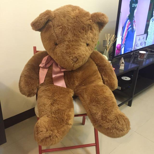 特大號泰迪熊玩偶 ~超級可愛 Teddy Bear