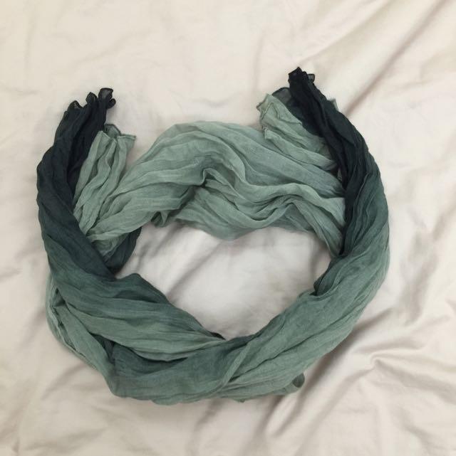 全新 NET 圍巾