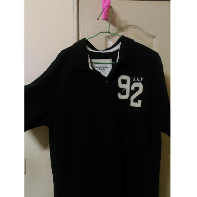 【A&F】polo衫男生XL號