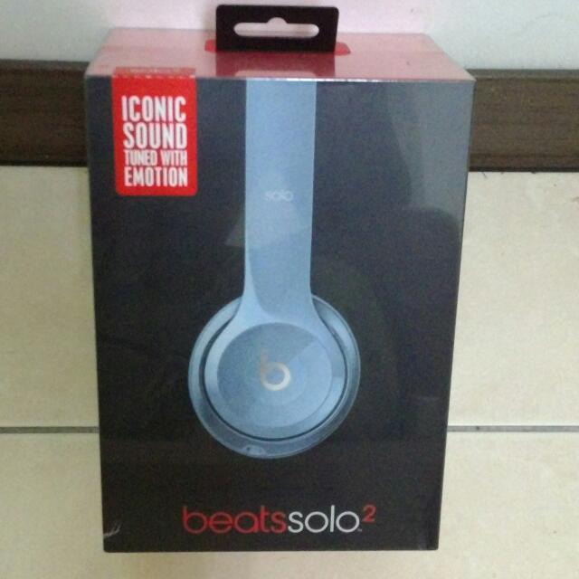 Beats Solo 2(灰)