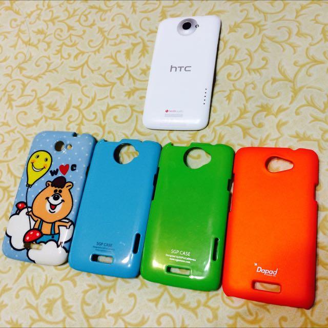 HTC OneX手機保護殼