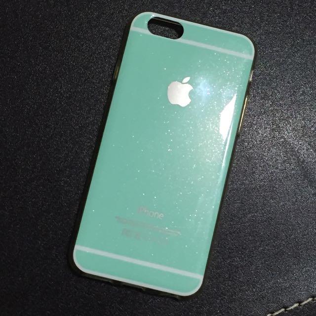 Iphone6/6s蒂芬妮綠Tpu軟殼💕