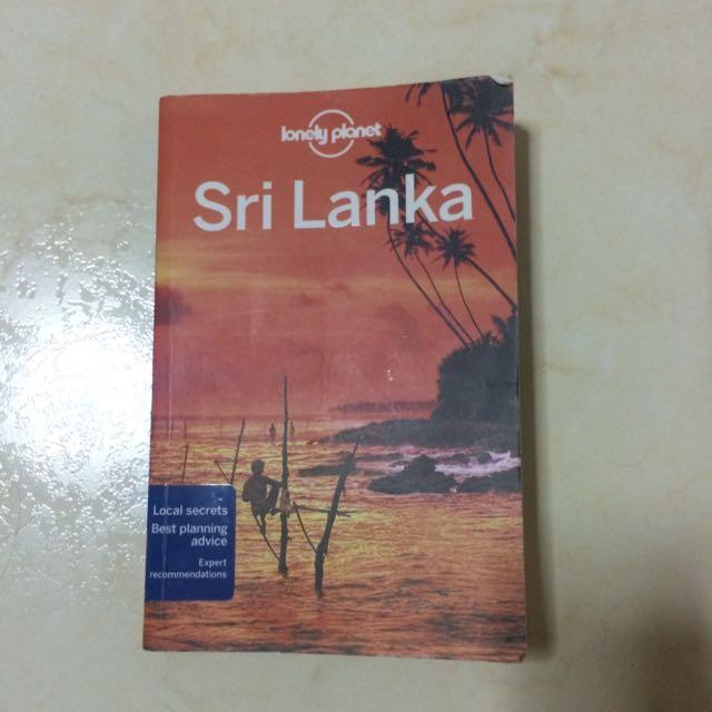 Lonely Planet Sri Lanka