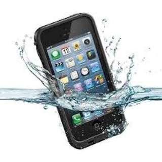 Lifeproof防摔防水手機殼 For Iphone6(白)
