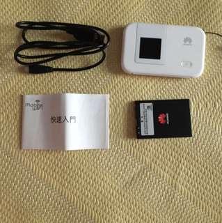 4G網路分享器 華為 Huawei E5372