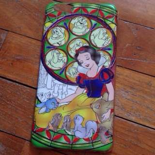 iPhone 6 plus Snow White case