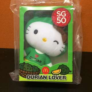 Mac SG50 Durian Lover Hello Kitty