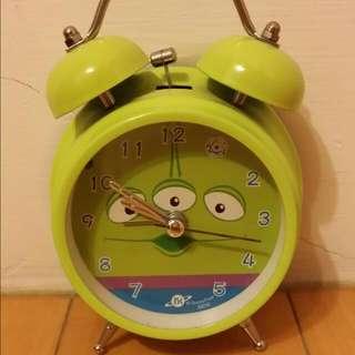 三眼怪 時鐘 鬧鐘