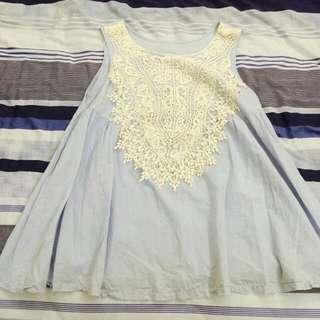 單寧小洋裝