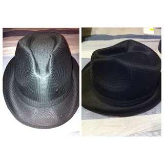 黑色紳士帽