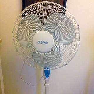 Remote Controlled Pedestal fan