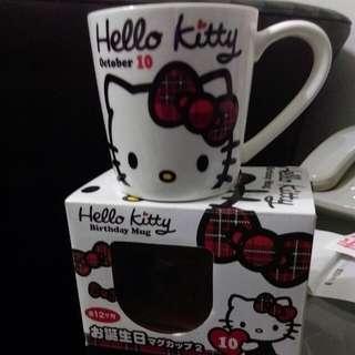 Kitty馬克杯