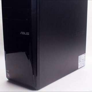 個人電腦主機 AMD速龍四核 1G獨顯 跑遊戲不lag