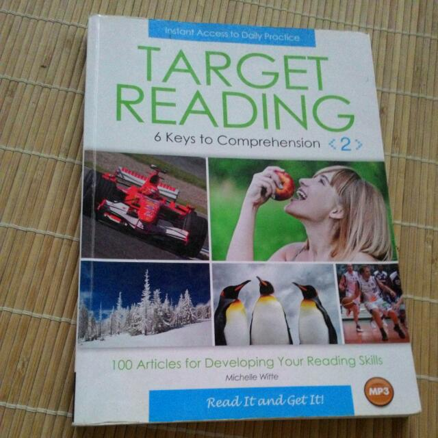 英文閱讀本