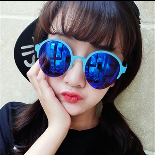 ✨現貨✨超可愛韓系墨鏡