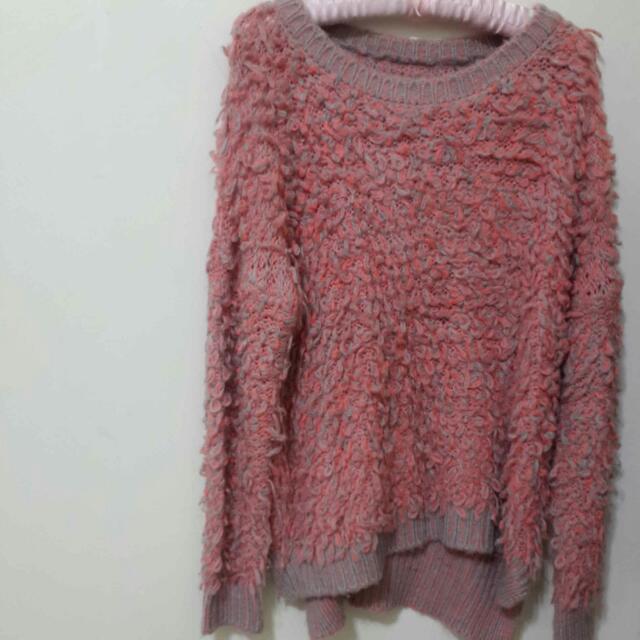 韓國購入毛衣