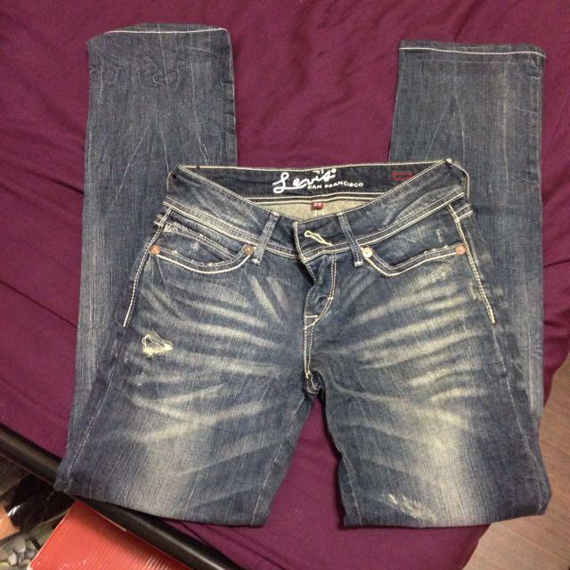 Levis 牛仔褲