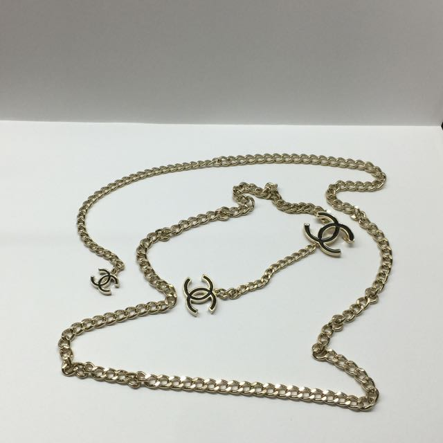 Like New Chanel Chain Belt