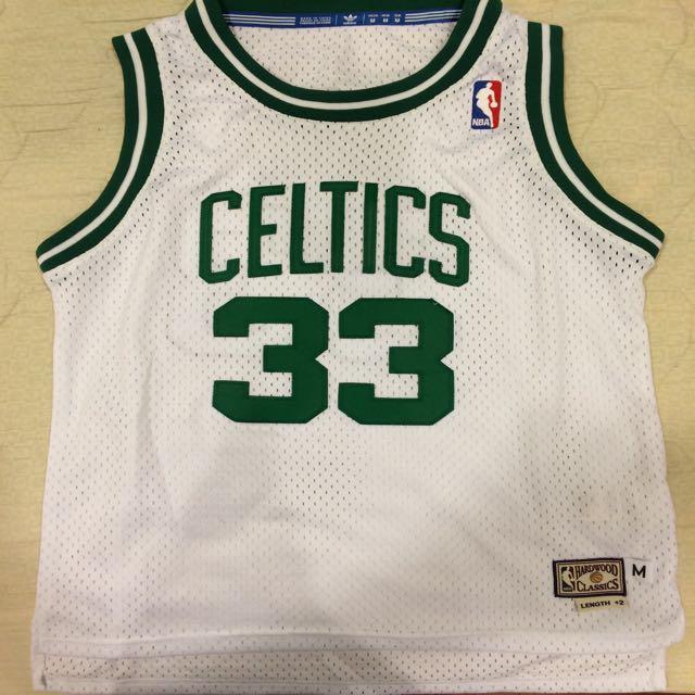 NBA復古球衣:Larry Bird