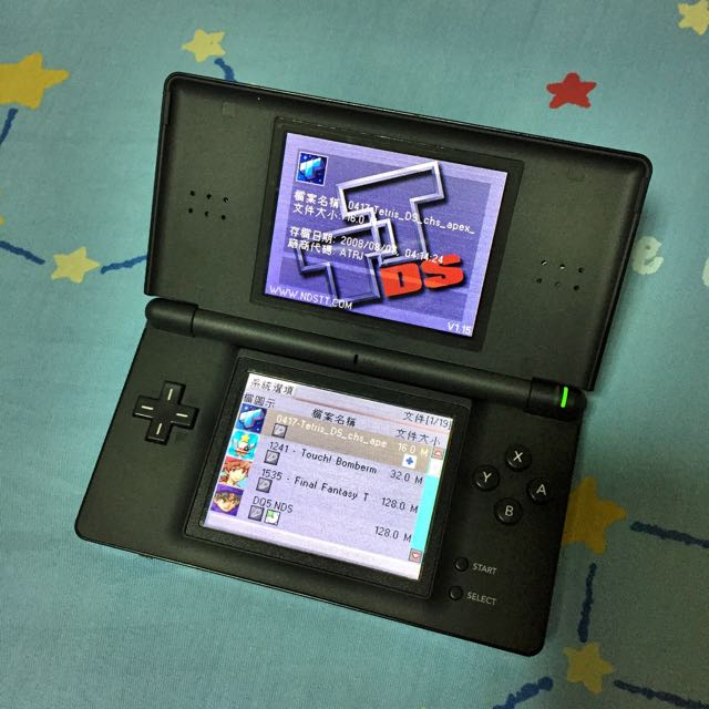 NDS  lite(二手)