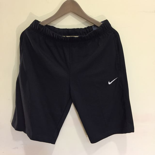 Nike 小logo棉褲 Swoosh Logo 小勾勾