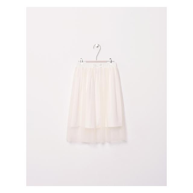 pazzo小法國芭蕾蝴蝶結紗裙