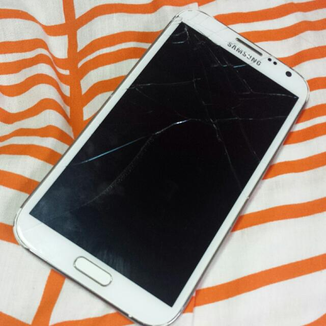 Samsung Note 2**reserved**